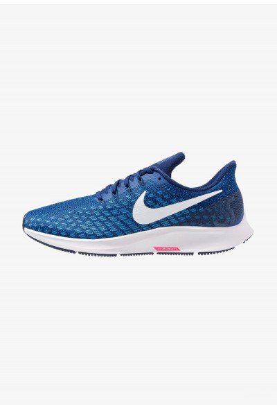 Nike AIR ZOOM PEGASUS 35 - Chaussures de running neutres indigo force/white/photo blue/blue void/red orbit liquidation