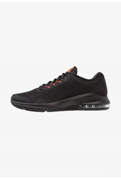 Nike AIR MAX ALPHA TRAINER - Chaussures d'entraînement et de fitness black/bright crimson liquidation