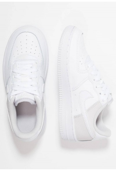 Nike FORCE 1 (PS) - Baskets basses white/vast grey liquidation