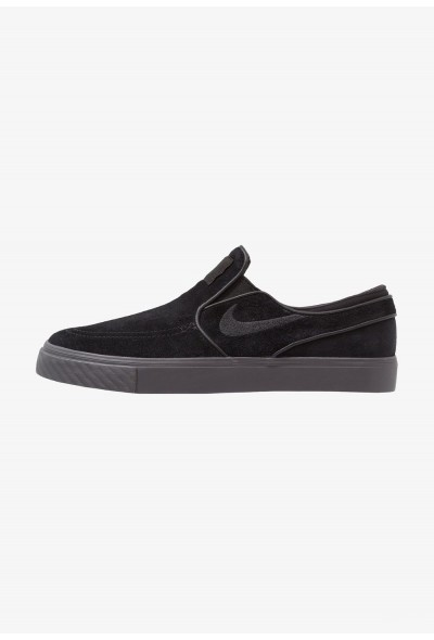 Nike ZOOM STEFAN JANOSKI - Mocassins black/thunder grey liquidation