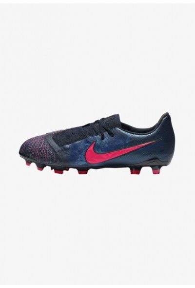 Nike PHANTOM ELITE FG - Chaussures de foot à crampons dark blue/black/white liquidation