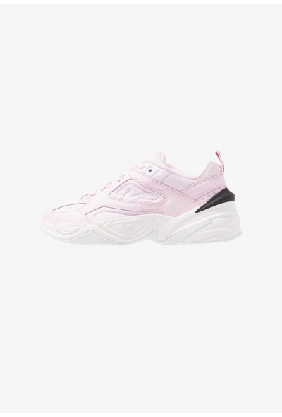 Nike M2K TEKNO - Baskets basses pink foam/black/phantom/white liquidation