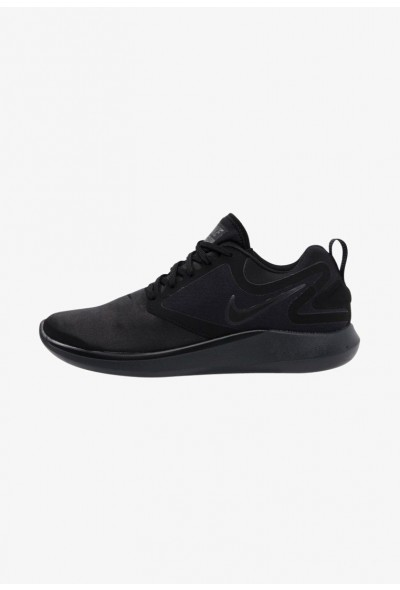 Nike LUNARSOLO - Chaussures de running neutres black/anthracite liquidation