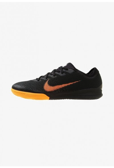Nike MERCURIAL VAPORX 12 PRO IC - Chaussures de foot en salle black/total orange/white liquidation