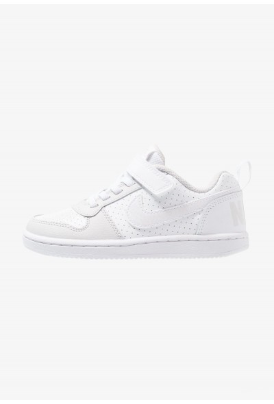 Nike COURT BOROUGH - Baskets basses white/vast grey liquidation