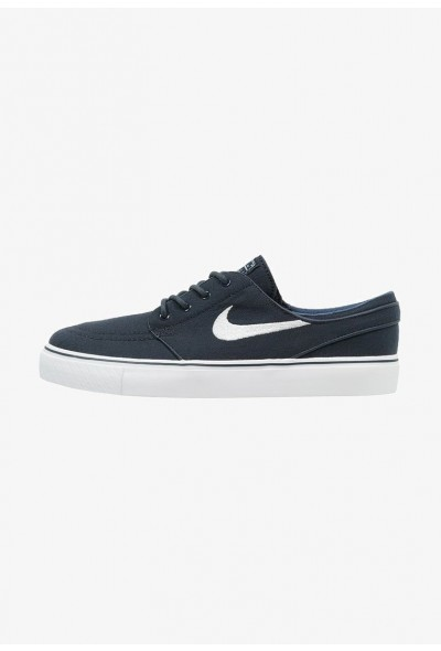 Nike ZOOM STEFAN JANOSKI - Baskets basses obsidian/white/light brown/metallic liquidation