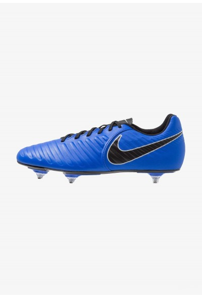 Nike TIEMPO LEGEND 7 CLUB SG - Chaussures de foot à lamelles racer blue/black/wolf grey liquidation