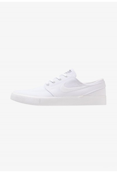 Nike ZOOM JANOSKI - Baskets basses white/light brown/black/photo blue/hyper pink liquidation