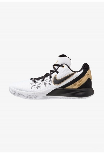 Black Friday 2020 | Nike KYRIE FLYTRAP II - Chaussures de basket white/metallic gold/black liquidation