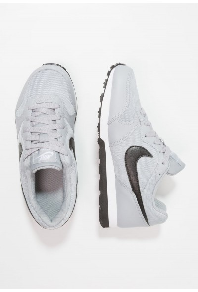 Nike MD RUNNER 2 - Baskets basses wolf grey/black/white liquidation