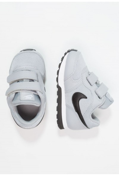 Black Friday 2020 | Nike MD RUNNER 2  - Chaussures premiers pas wolf grey/black/white liquidation