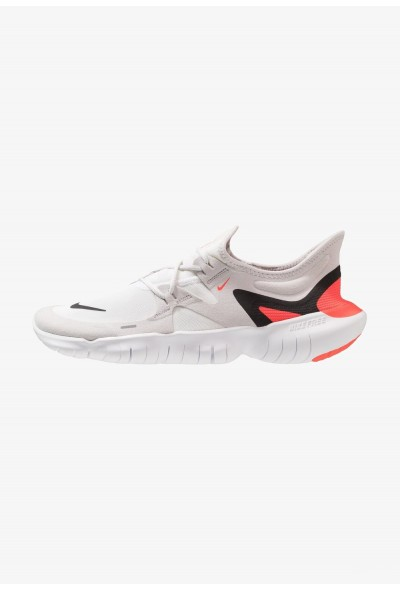 Nike FREE RN 5.0 - Chaussures de course neutres vast grey/black/white/bright crimson liquidation