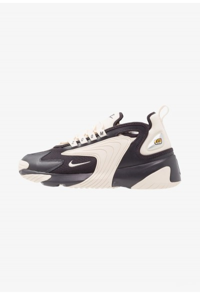 Nike ZOOM 2K - Baskets basses oil grey/light cream liquidation