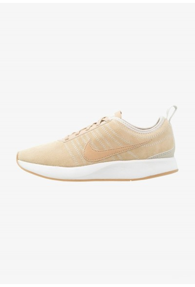 Nike DUALTONE RACER SE - Baskets basses mushroom/summit white/light brown/light bone liquidation