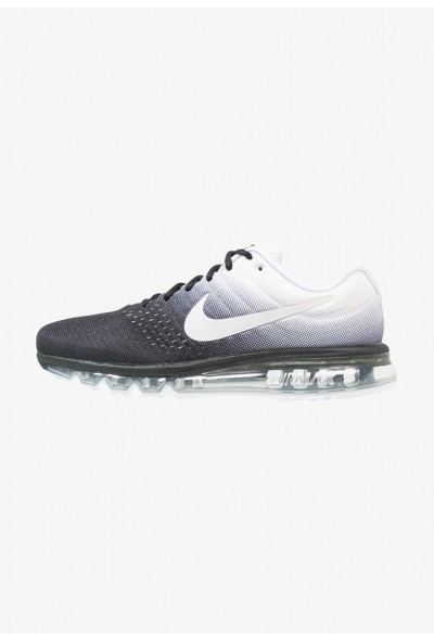 Nike AIR MAX 2017 - Chaussures de running neutres black/white liquidation