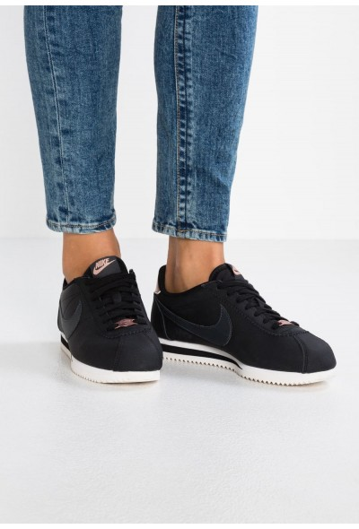 Nike CLASSIC CORTEZ - Baskets basses black/anthracite/metallic red bronze/phantom liquidation