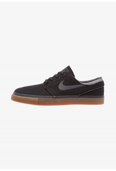 Nike ZOOM STEFAN JANOSKI  - Baskets basses black/anthracite/medium brown liquidation