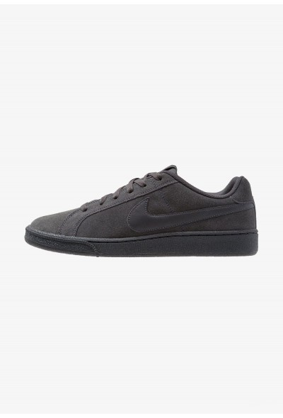 Nike COURT ROYALE SUEDE - Baskets basses anthracite/black liquidation