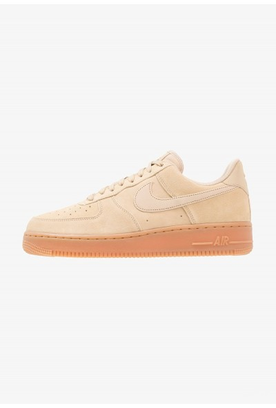 Nike AIR FORCE 1 07 LV8 SUEDE - Baskets basses mushroom/medium brown/ivory liquidation