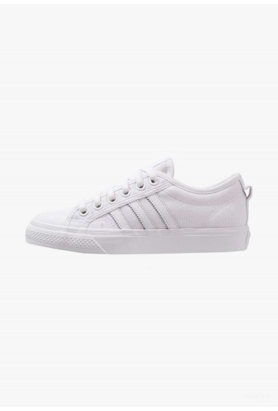 Adidas NIZZA - Baskets basses footwear white pas cher