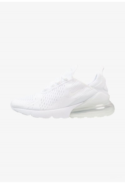 Nike AIR MAX 270 - Baskets basses white liquidation