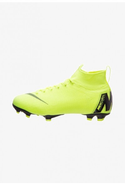 Black Friday 2020 | Nike Chaussures de foot à crampons neon yellow liquidation
