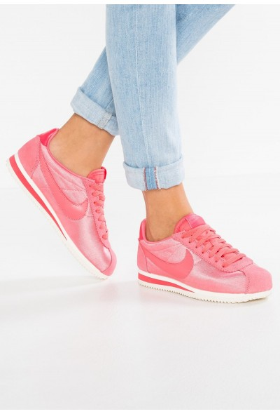 Nike CLASSIC CORTEZ - Baskets basses sea coral/tropical pink/sail liquidation