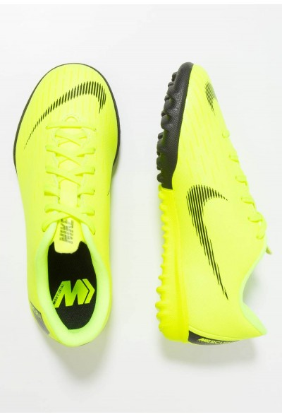 Nike MERCURIAL VAPORX  - Chaussures de foot multicrampons volt/black liquidation