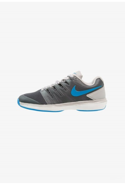 Nike AIR ZOOM PRESTIGE HC - Baskets tout terrain gridiron/photo blue/atmosphere grey/platinum tint liquidation