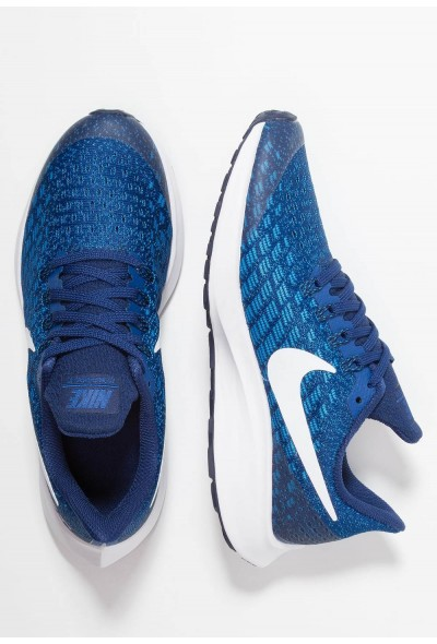 Nike AIR ZOOM PEGASUS 35 - Chaussures de running neutres indigo force/white/photo blue/blue void liquidation