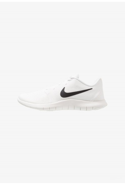 Nike FLEX CONTACT 2 - Chaussures de running compétition summit white/black/white liquidation