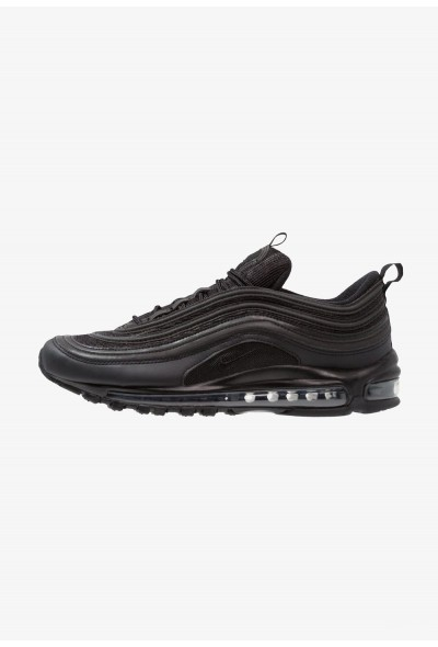 Nike AIR MAX 97 - Baskets basses black/white liquidation