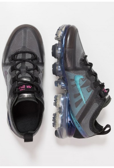 Nike AIR VAPORMAX 2019 - Chaussures de running neutres black/laser fuchsia/anthracite liquidation