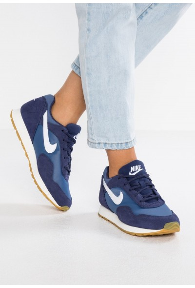 Nike OUTBURST - Baskets basses neutral indigo/diffused blue/sail/white liquidation