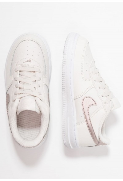 Nike NIKE FORCE 1 (TD) - Baskets basses phantom/white/metallic red bronze liquidation