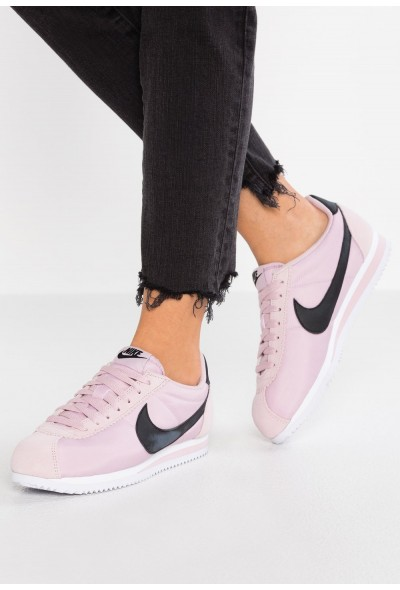 Nike CLASSIC CORTEZ - Baskets basses plum chalk/black/white liquidation
