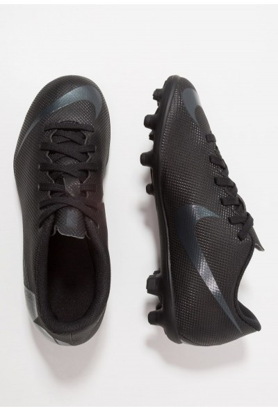 Nike MERCURIAL VAPOR 12 CLUB MG - Chaussures de foot à crampons black/anthracite liquidation