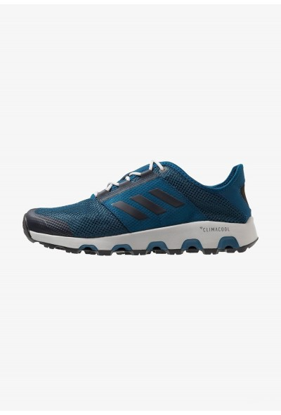 Black Friday 2019 | Adidas TERREX CC VOYAGER - Chaussures de marche legend marine/ash grey/grey two pas cher