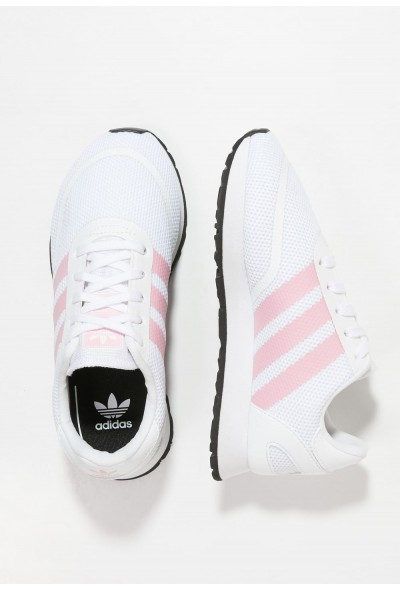 Adidas N-5923 C - Baskets basses white/pink pas cher