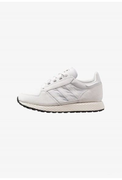 Adidas FOREST GROVE - Baskets basses crystal white/core black pas cher