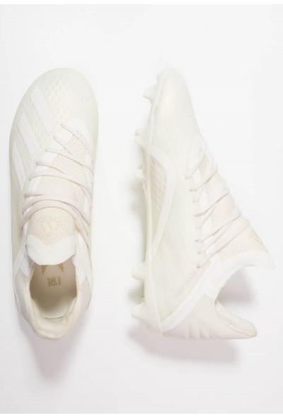 Adidas Chaussures de foot à crampons offwhite/footwear white pas cher