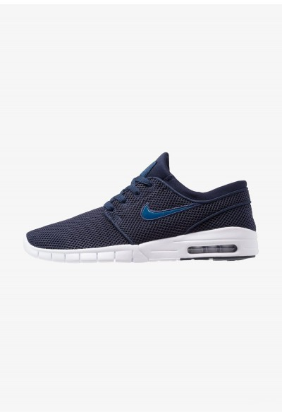 Nike STEFAN JANOSKI MAX - Baskets basses obsidian/blue force/white liquidation