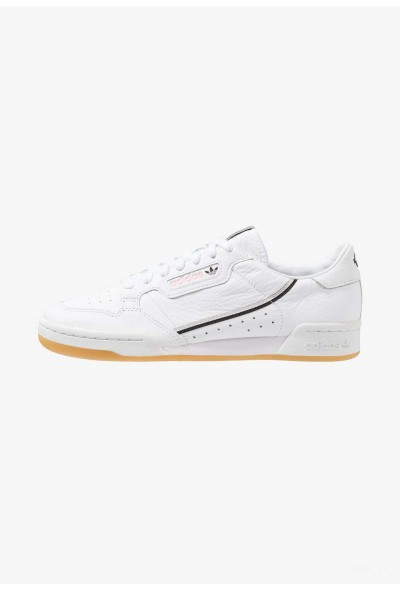 Adidas CONTINENTAL 80 - Baskets basses footwear white/grey one/core black pas cher