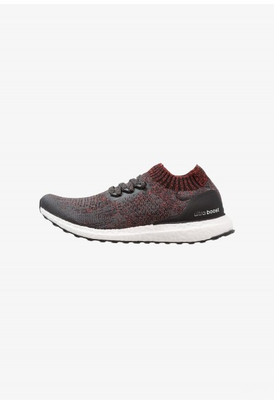 Adidas ULTRABOOST UNCAGED - Chaussures de running neutres carbon/core black/footwear white pas cher