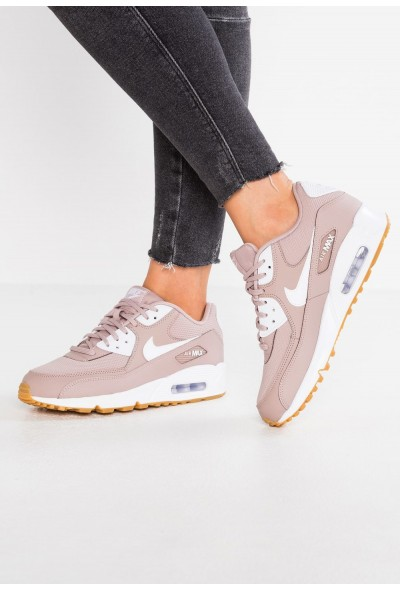 Nike AIR MAX - Baskets basses diffused taupe/white/light brown liquidation