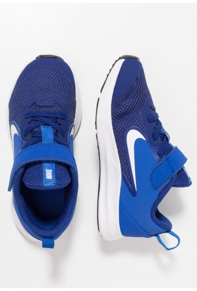 Nike DOWNSHIFTER 9  - Chaussures de running neutres deep royal blue/white/game royal/black liquidation