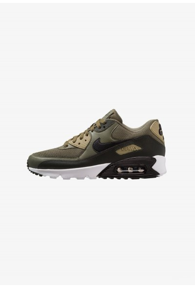 Nike AIR MAX 90 ESSENTIAL - Baskets basses medium olive/sequoia/neutral olive/black liquidation