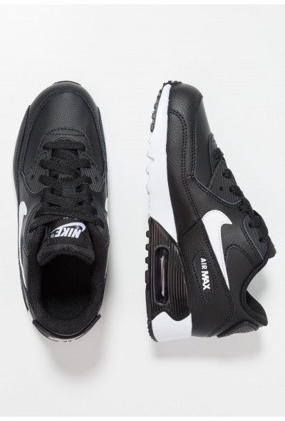 Nike AIR MAX 90 - Baskets basses black/white/anthracite liquidation