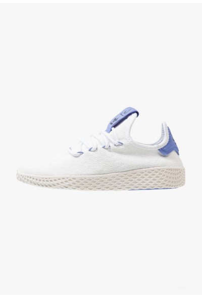 Adidas PW TENNIS HU - Baskets basses footwear white/real lilac/chalk white pas cher