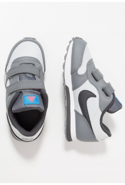 Black Friday 2020 | Nike MD RUNNER 2  - Chaussures premiers pas pure platinum/anthracite/cool grey/photo blue liquidation
